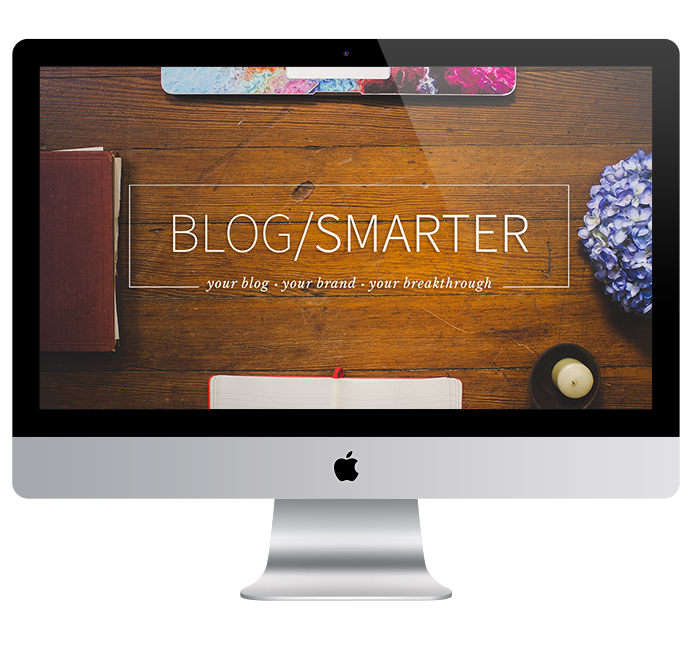 Blog Smarter mentorship program